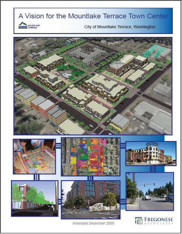 A Vision for the Mountlake Terrace Town Center
