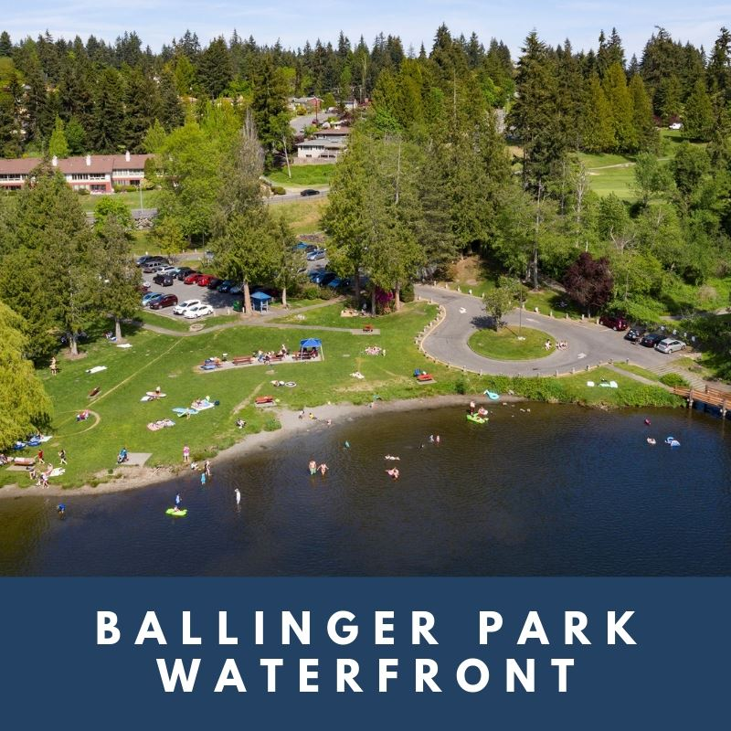 Ballinger Park Waterfront