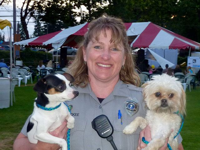 National Night Out Animal Control